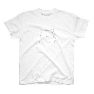 Tシャツ:White T-shirts