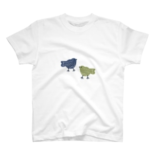 小鳥 T-shirts