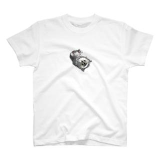 宇宙ハムスター T-shirts