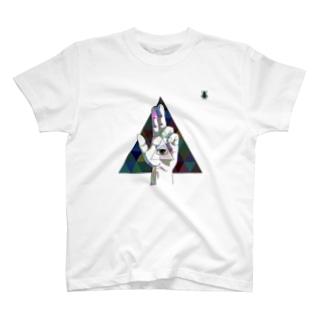 ゾウムシ✌️✌️ T-shirts