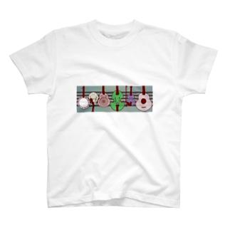 ブルーグラスの楽器たち! T-shirts