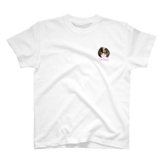 よった女の子 T-shirts
