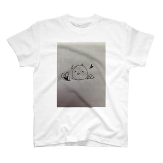 おねぼけ親子 T-shirts