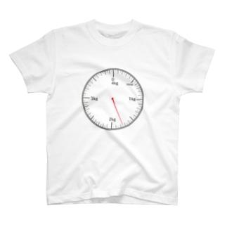 重さの勉強 はかり編 T-shirts
