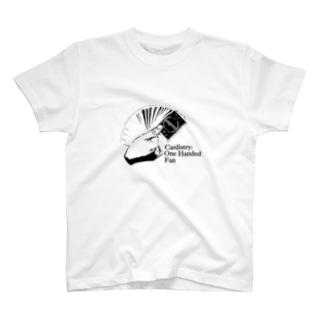 One Handed Fan T-shirts