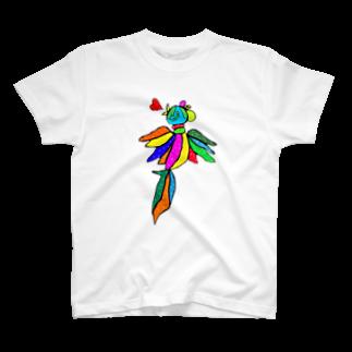 Matt blackは人生改革企み中の世界を跨ぐ鳥 T-shirts