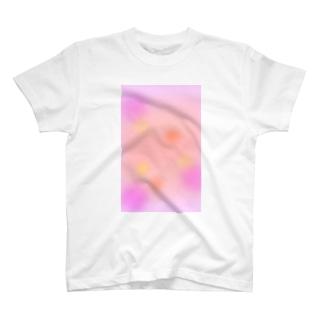 いつか見た夕焼け T-shirts