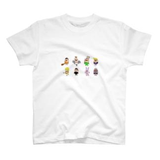 少し集合 T-shirts