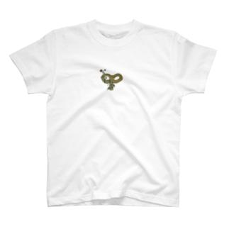 蔓とぜんまい T-shirts