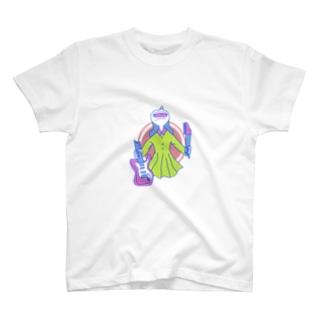 ロックンロールが泣いた T-shirts