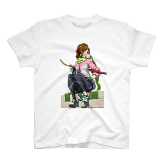 FIGHTING EX LAYER - Sanane Tシャツ