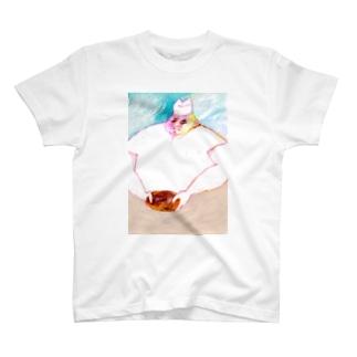 パン屋のおじさん T-shirts