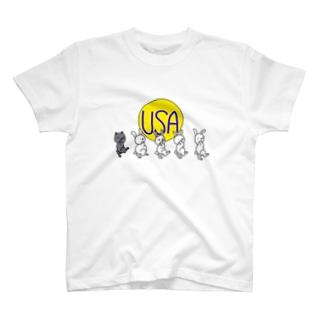 ウサ! T-shirts