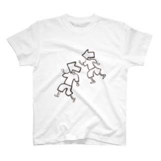 「ヤジくん」 T-shirts