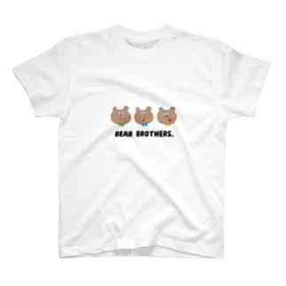 BEAR BROTHERS. T-shirts