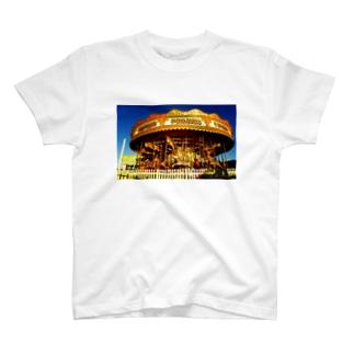 ブライトン・ピア T-shirts
