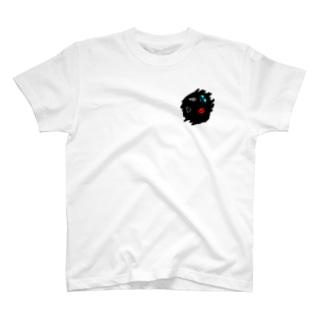 殺人事件にあった人 T-shirts