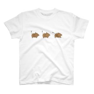 きたぞ!2019! T-shirts
