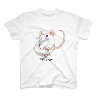 ハツカネズミ T-shirts