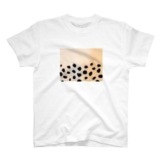 珍珠奶茶(タピオカミルクティー) T-shirts
