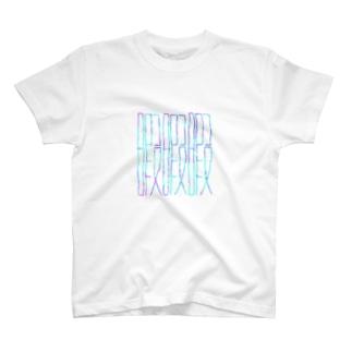 お暇さん(青み) T-shirts