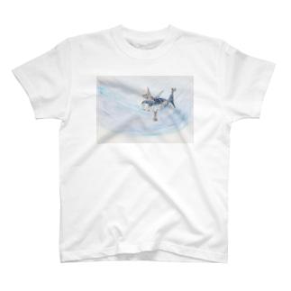 さかなのせんすいかんTシャツ T-shirts