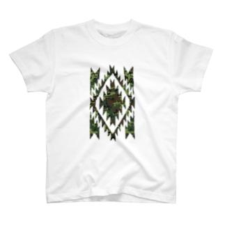 chimayo_camofla T-shirts