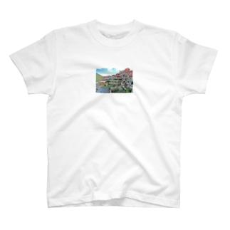 千と千尋の神隠し  舞台 九份 T-shirts