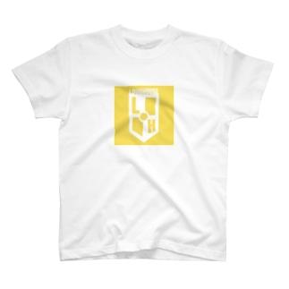 LOUDHOUSE裏マーク T-shirts