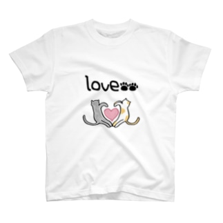らぶ2 T-shirts