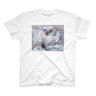 サイボーグ^._.^ネコ T-shirts