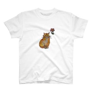 ききねこ T-shirts