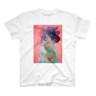 彼女の残像 T-shirts