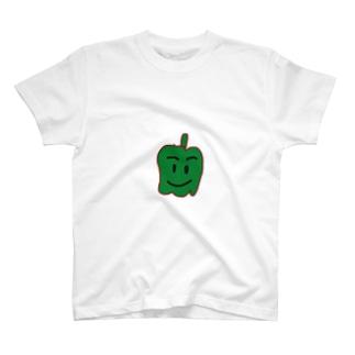 ピーマンくん T-shirts