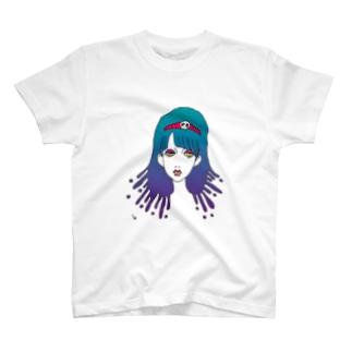 不眠少女A T-shirts