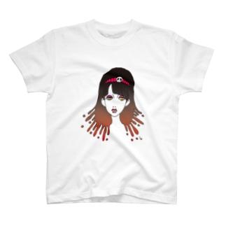 不眠少女B T-shirts