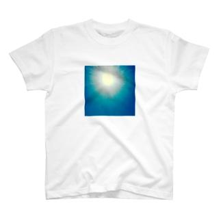 MixEthnicJamanese 太陽 T-shirts