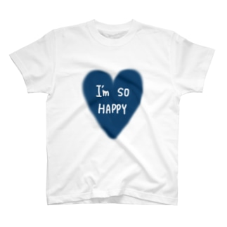 I'm so HAPPY T-shirts