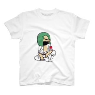 族の偉い人 T-shirts