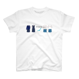 制服絵鑑。(えかがみ) T-shirts