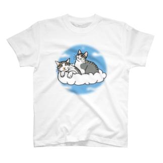 そらをとぶ T-shirts