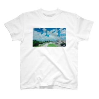 さーちゃん💓の沖縄の風景💓 T-shirts