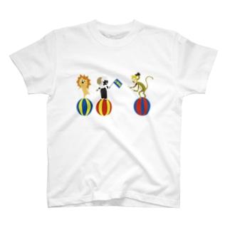 JJサーカス T-shirts
