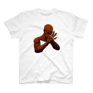 届かない祈り T-shirts