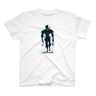 島津忍者 山くぐり  T-shirts