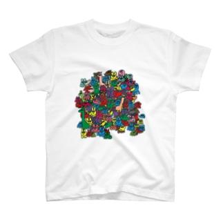 トロピカルフレンズ T-shirts