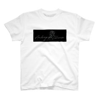 ロゴトレーナー T-shirts