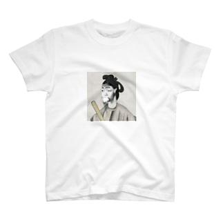 shotakutaishi tee T-shirts