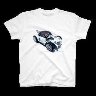 KAMIKAMIのバロン T-shirts