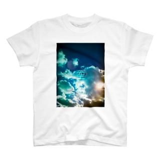 空 〜今日の空〜 T-shirts